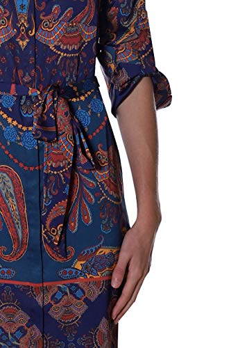 84g7718829z Paisley Vestito Mosaic Marciano Pv65 Donna Aqvzzg