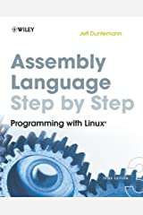 Assembly Language Step-by-Step Third Edition Paperback
