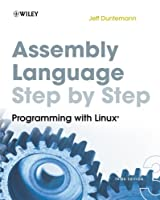 Assembly Language Step-by-Step, 3rd Edition Front Cover