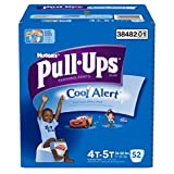 Health & Personal Care : Pull-Ups Training Pants with Cool Alert for Boys, 52 Count