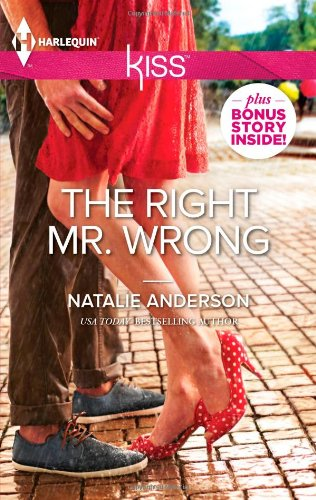 book cover of The Right Mr. Wrong
