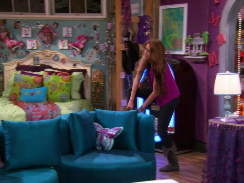 Hannah Montana to the Principal's Office Disney Tv Hannah Montana