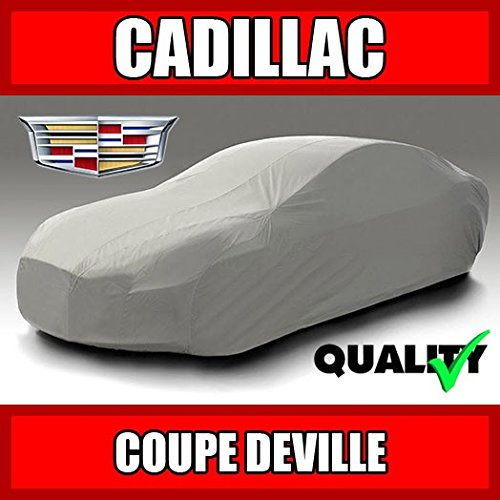 autopartsmarket Cadillac Coupe Deville 1989 1990 1991 1992 1993 Ultimate Waterproof Custom-Fit Car Cover