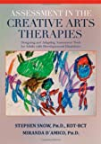 Assessment in the Creative Arts Therapies : Designing and Adapting Assessment Tools for Adults with Developmental Disabilities, Stephen Snow, 0398078882