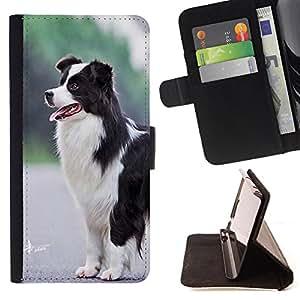 - Deer - - Monedero PU titular de la tarjeta de cr?dito de cuero cubierta de la caja de la bolsa FOR LG G2 D800 Retro Candy