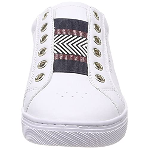 514f865d Lovely Tommy Hilfiger Iconic Metallic Elastic Sneaker, Zapatillas ...