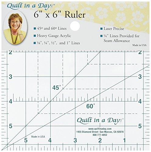 quilt squares 6 inch - 7