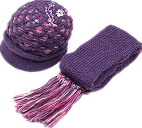 2014 Winter Women Scarf Knitted