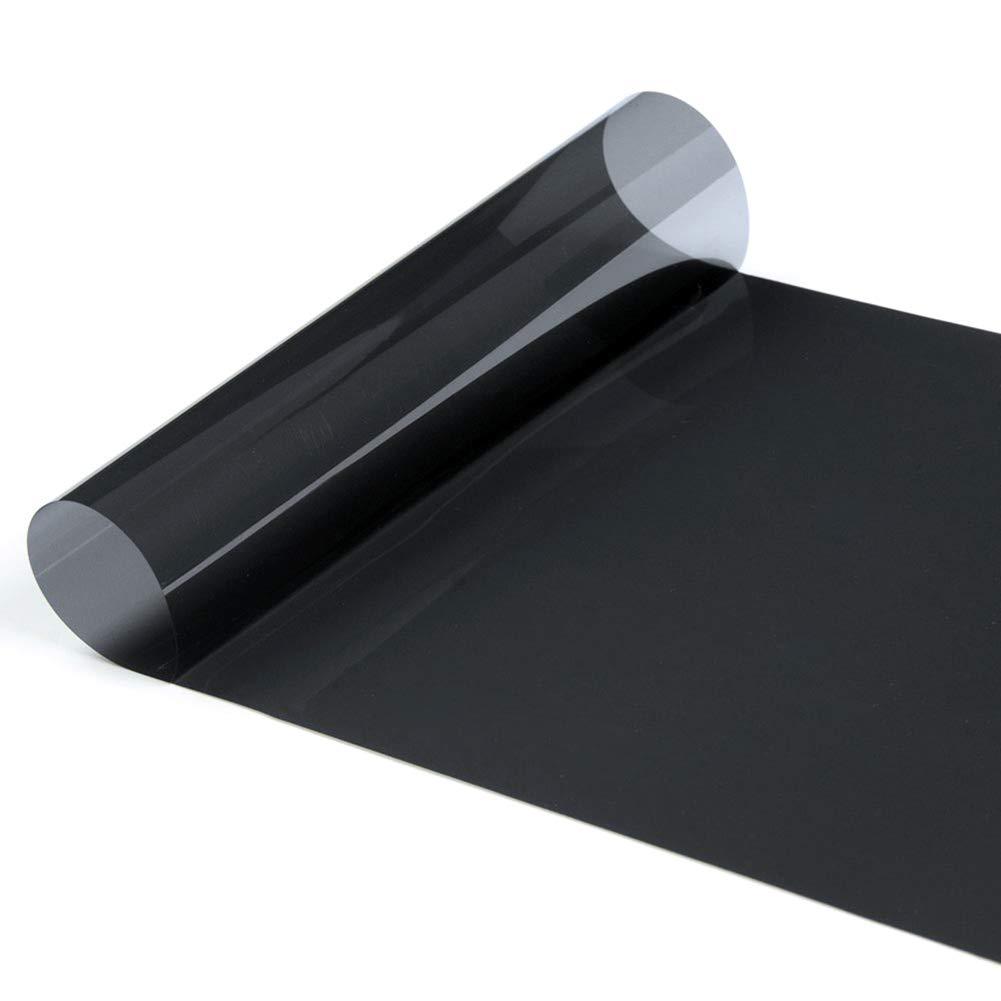 SDGDFXCHN Fenster get/önte Folie W/ärmesteuerung Anti-UV-Privatsph/äre Solarfolie F/ü/ße Auto Home Office Glas