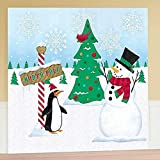 Monster Parties Winter Scene Setter Decorating Kit