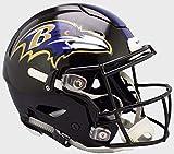 Riddell NFL Baltimore Ravens Speedflex Authentic Helmet