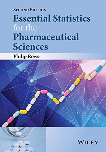 Essential Statistics for the Pharmaceutical Sciences Pdf