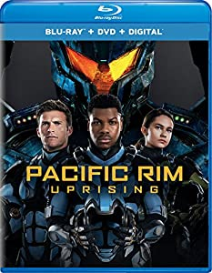 Cover Image for 'Pacific Rim Uprising'