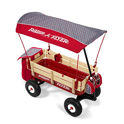 radio-flyer-build-a-wagon-steel-wood-air-tires-canopy-storage-luxe-fashion