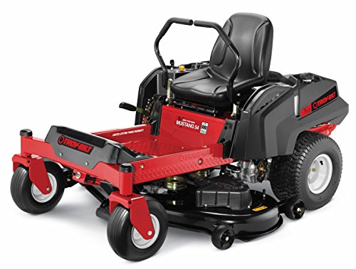 Troy-Bilt Mustang 54 25HP 54-Inch Zero-Turn Mower (Riding Law Mowers)