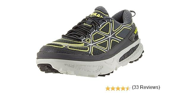 HOKA One One Hoka Mafate 4 Trail Zapatillas de Running – AW16, 14 M US, Grey/Citrus, 1: Amazon.es: Salud y cuidado personal