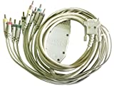 Schiller Cardiovit 10 Lead Patient Cable with Banana Plugs (Model - AT-1, AT-101, AT-2, AT-2 plus, AT-102, AT-10 plus, MS-2010) ECG Machine