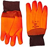 Showa 73-10 Insulated Super Flex Gloves with Knit Wrist, Large, Pair