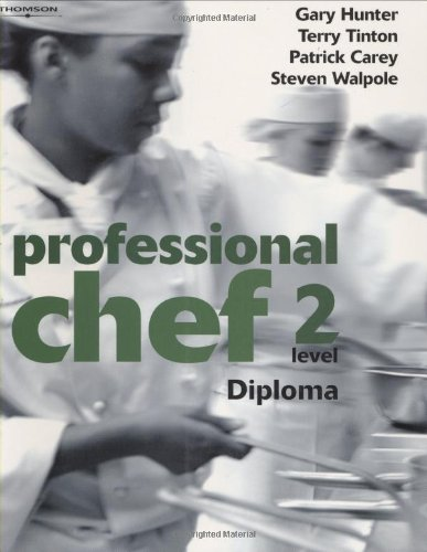 Professional Chef - Level 2 - Diploma