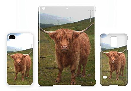 Highland Cow iPhone 6 / 6S cellulaire cas coque de téléphone cas, couverture de téléphone portable