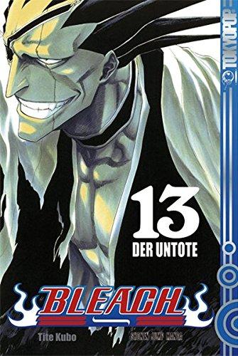 Bleach 13 Taschenbuch – 2. Juli 2007 Tite Kubo TOKYOPOP 3865805736 NU-KAQ-00558335