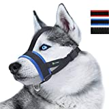 Best Fit Dog Muzzles - Lepark Head Strap Dog Muzzle Prevent from Taking Review