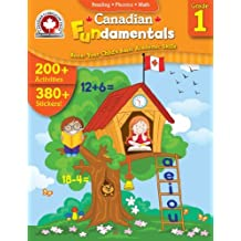 Canadian Fundamentals Grade 1 by Canadian Curriculum Press (2015-05-01)
