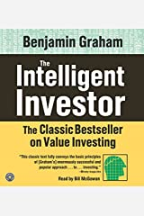 The Intelligent Investor CD: The Classic Text on Value Investing Audio CD