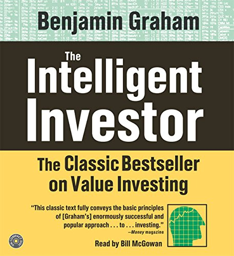 The Intelligent Investor CD: The Classic Text on Value Investing by HarperAudio