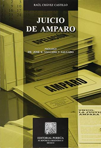 JUICIO DE AMPARO RAUL CHAVEZ CASTILLO