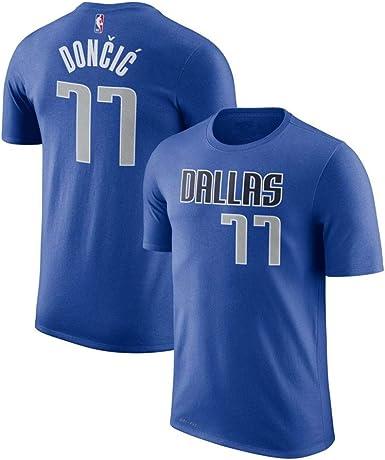 Luka Doncic Kevin Durant Dallas Mavericks Nombre y Número Camiseta ...