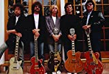 #5: Traveling Wilbury music mini poster w/ FREE Gift & FREE US SHIPPING