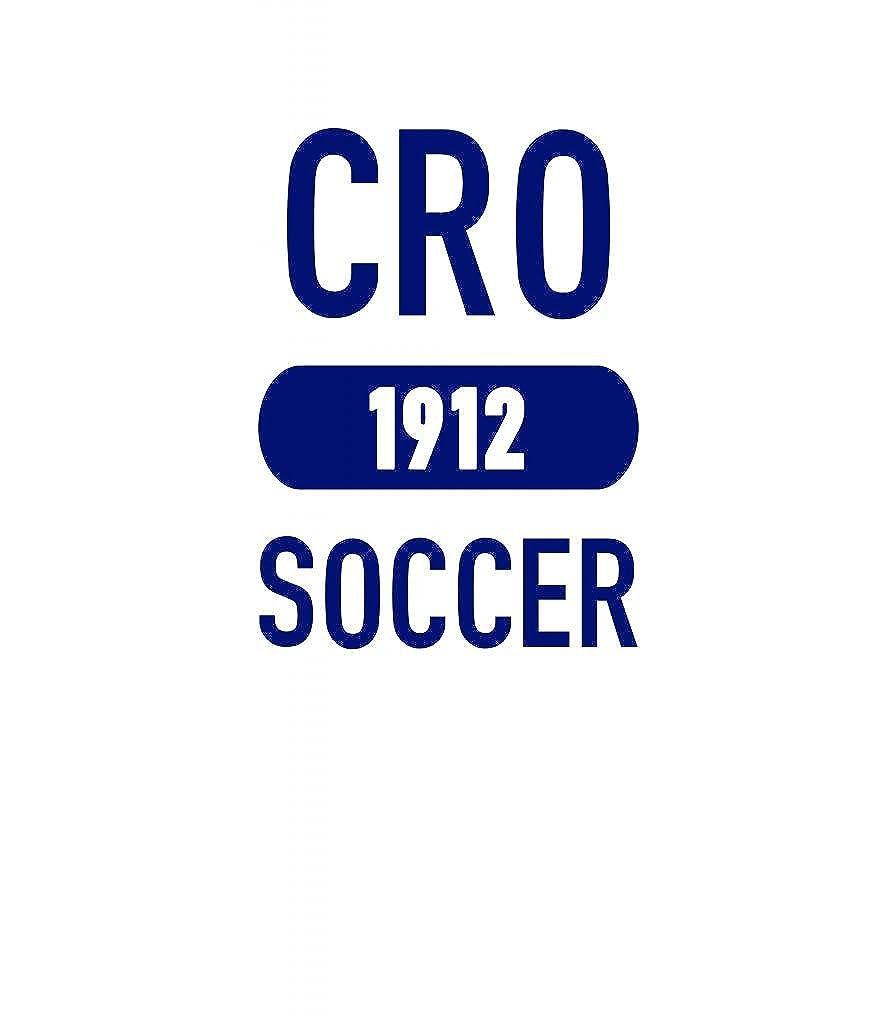 Croatia Est 1912 Soccer Printed Logo Shortsleeve Tee
