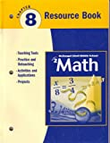 Middle School Math, Course 2, MCDOUGAL LITTEL, 0618268723