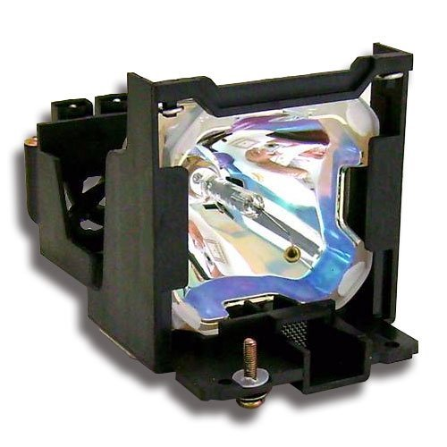 Panasonic Compatible ET-LA701, ET-LA702, ET-LA730, ET-LA735 RPTV Lamp with Housing (Et La702 Lamp)