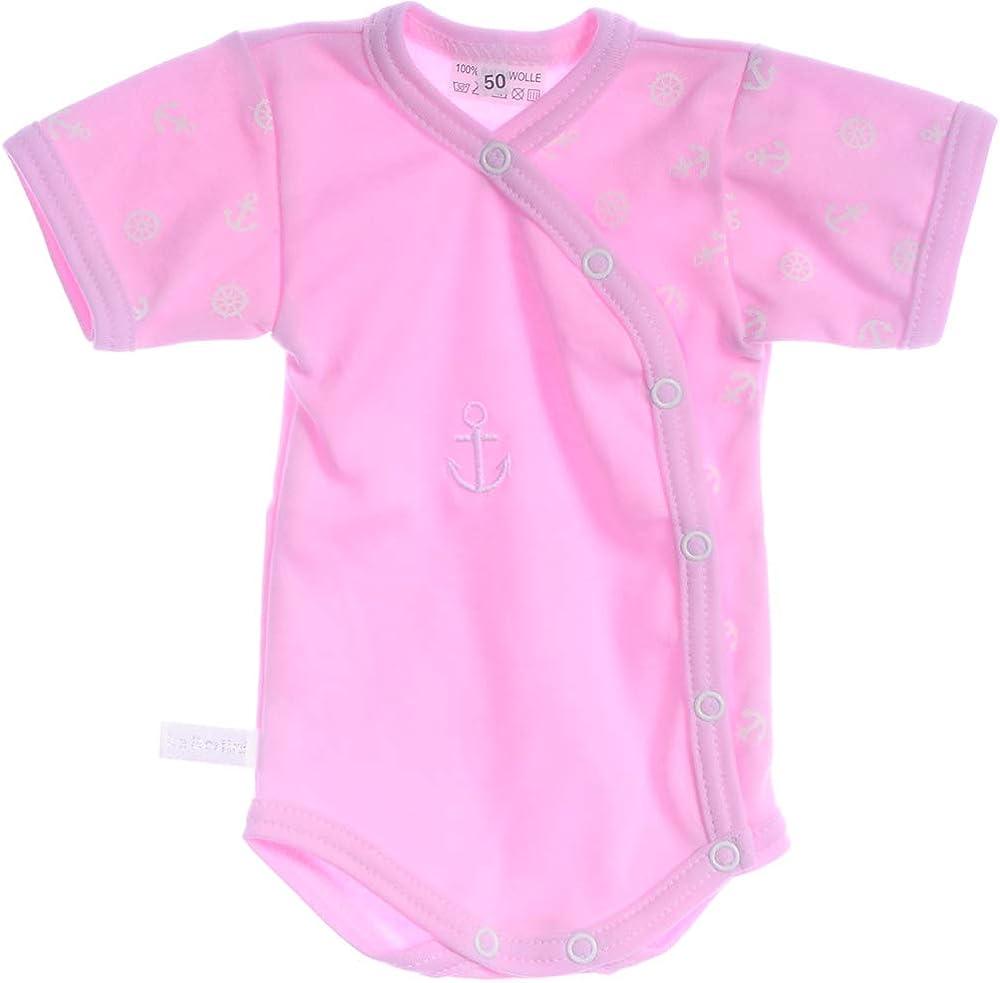 La Bortini Baby Kinder Shorts Kurze Hose Blau Shorty Sommer H/öschen 50 56 62 68 74 80 86 92 98