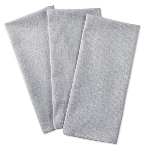 Linen Cotton Dish - DII Cotton Chambray Dish Towel, 20x30