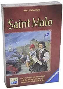 Alea Ravensburger 269396 - Saint Malo, juego de mesa [Importado de Alemania]