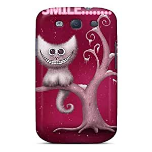 Unique Design Galaxy S3 Durable Tpu Case Cover Smile