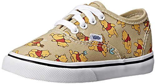 Disney Unisex Stylish Fashionable for Designs Vans Kids Ltk Canvas Sneakers Classic Colors Authentic winniethepooh in and Prints wIqqC6yR