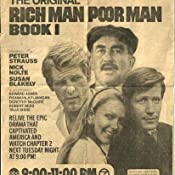 Amazon com: Rich Man, Poor Man: The Complete Collection