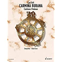 Carmina Burana: Choral Score