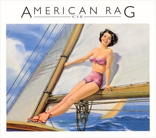 American Rag Cie by Sia, Bob Sinclar, Moloko, Chicks on Speed, Truby Trio, Buscemi, Rouge Rouge, Mo' (2005) Audio CD by Unknown (0100-01-01?