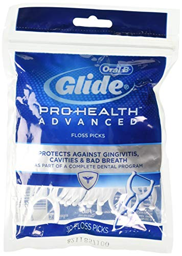 (Oral-B Glide Gum Care Floss Picks, 30 each (1 Pack))