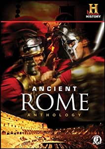 ancient rome anthology the various the history channel movies tv. Black Bedroom Furniture Sets. Home Design Ideas