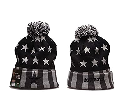 New Era NFL Embroidered Cold Weather Sport Beanie Knit Skull Cap