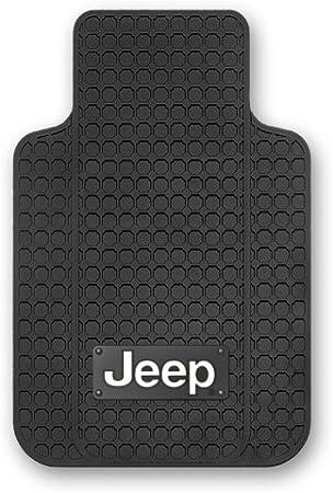 Set of 2 001645R01 Jeep Anti-Skid Nib Backing Floor Mats