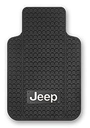 Jeep Anti-Skid NIB Backing Floor Mats - Set of 2