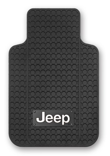 Jeep Anti-Skid NIB Backing Floor Mats - Set of 2