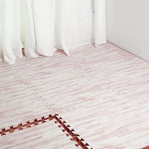 EVA Foam Mat, 16 stuks EVA Foam Kid Play Mat, Zacht Handig om Slaapzaal voor Slaapkamer Yoga Woonkamer schoon te maken
